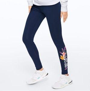 VS PINK Bling Full Length Yoga Leggings